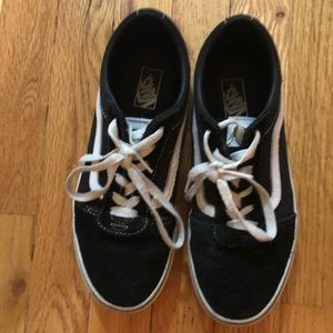 Kids VANS Sneakers size 5 1/2